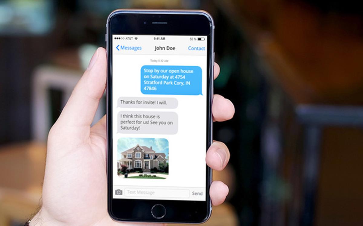 ¡SMS para empresas inmobiliarias!