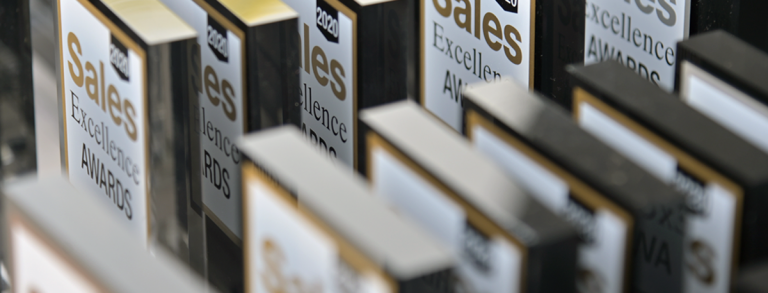 GALARDÓN DE BRONCE en los Sales Excellence Awards 2020